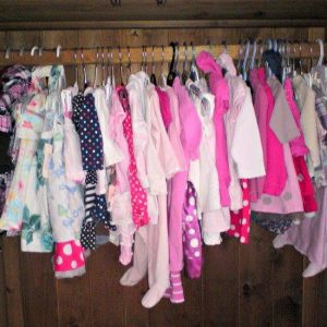 ebay storage thrifty baby clothes